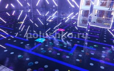 3д полы в зале игровых автоматов