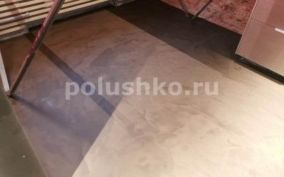 лофт пол на кухне мосфильмовская