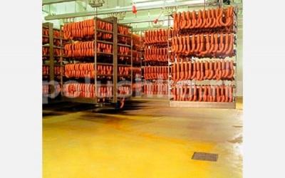 Химстойкие наливные полы на пищевом производстве