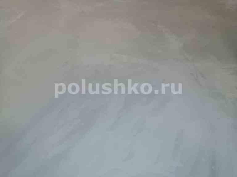Наливной пол с разводами под мрамор