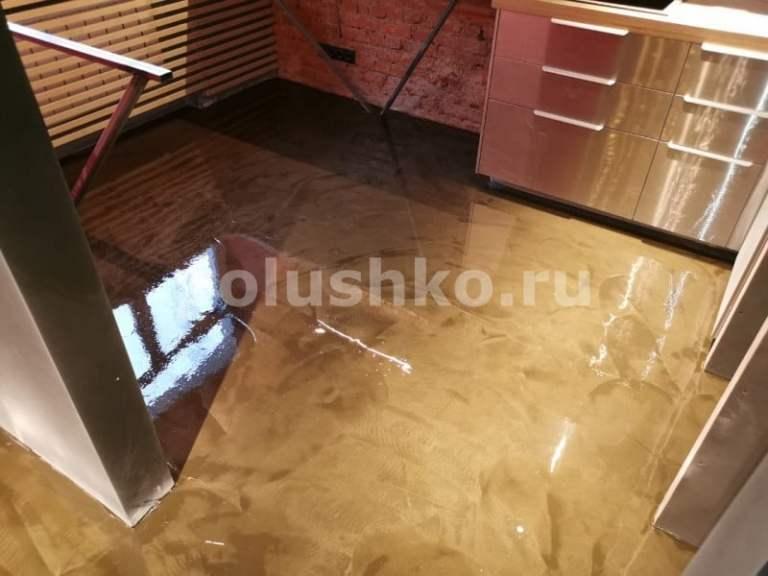 наливной пол лофт Мосфильм