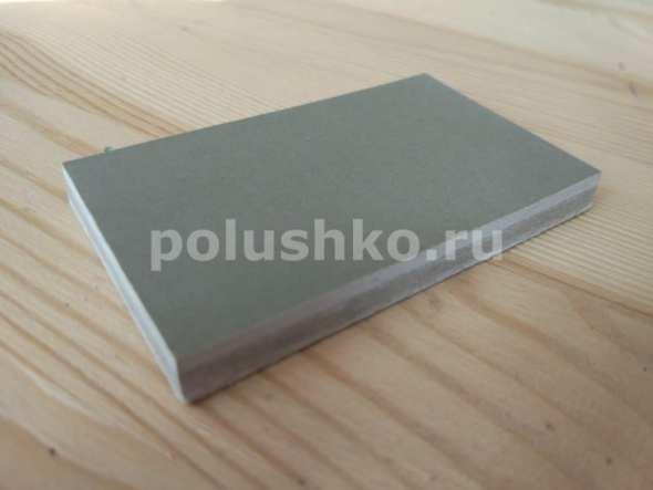 Полиуретан-цементные полы образец